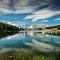 Озеро в горах - Lake in the Hills