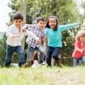 Дети на природе - Children in nature