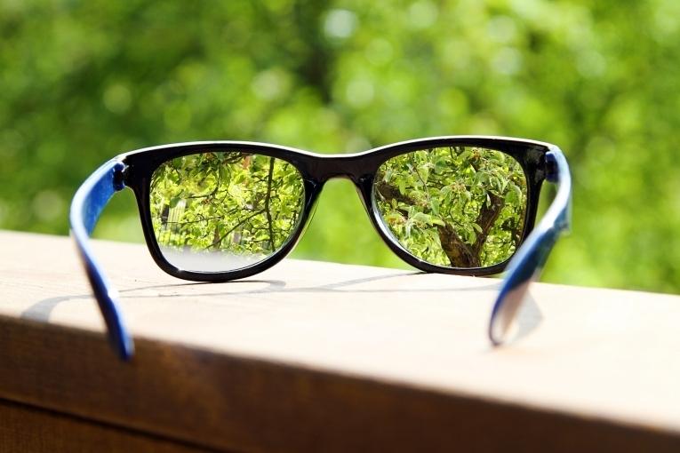 3 в очки темные своими руками