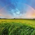 Пейзаж с радугой - Landscape with a Rainbow