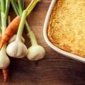 Запеканка с луком и морковью - Casserole with onions and carrots