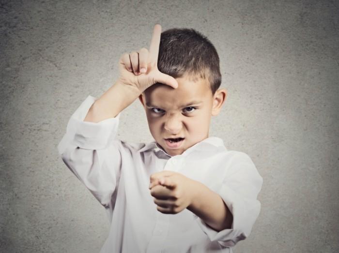 Dollarphotoclub 68788303 700x523 Злой мальчик   Angry little boy