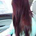 девушка с длинными волосами - Girl with long hair