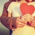 Пара с сердечком - Couple with heart