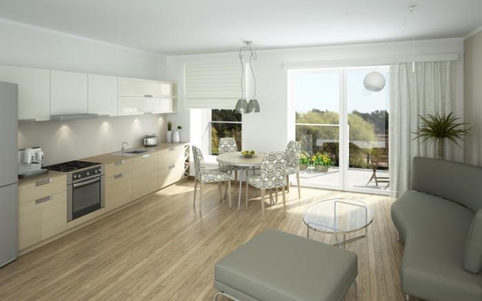 dollarphotoclub 533854981 700x437 Интерьер кухни   Kitchen interior