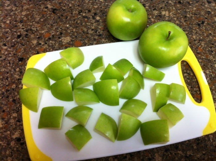 Зеленые яблоки   Green apples
