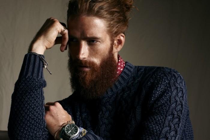 london calling beards 1 121605234974 700x466 Хипстер с бородой   Hipster beard