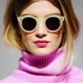 Девушка в очках - Girl with glasses