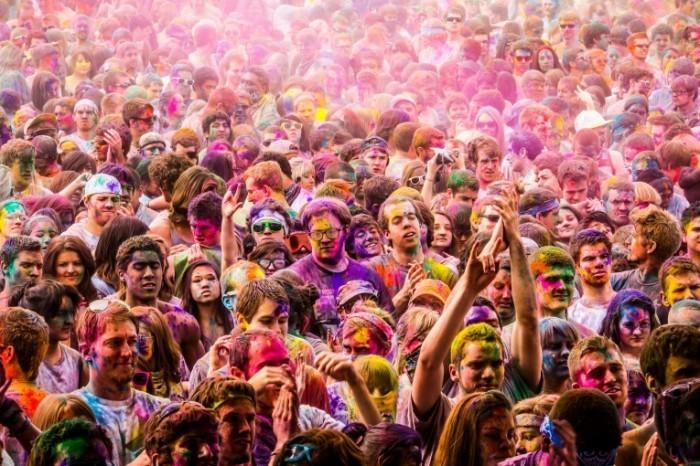 Arkansas2 700x466 Люди в краске   People in the paint