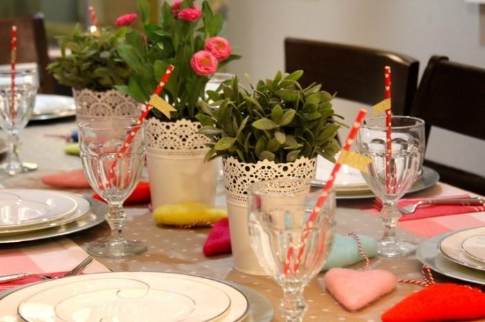 IMG 4457 700x466 Сервированный стол   Lay the table