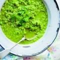 Зеленый суп - Green soup