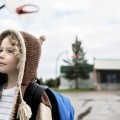 Мальчик с рюкзаком - Boy with backpack