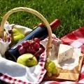Корзина на пикнике - Shopping at the picnic