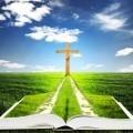 Книга с крестом - Book with cross