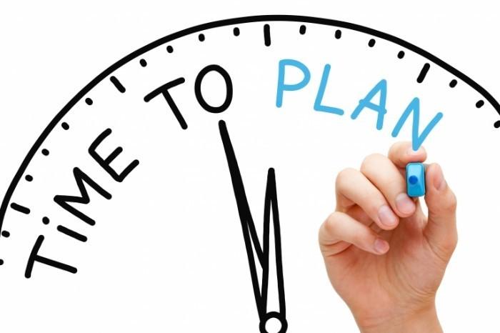 shutterstock 131767742 700x466 Время планирования   Time plan