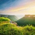Пейзаж долины - Landscape of the valley
