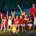 Детский лагерь - Children camp