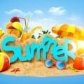 Лето - Summer