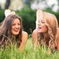 Девушки подруги - Girls friends