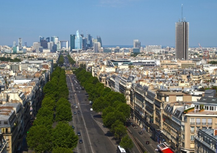 Fotolia 44770083 L 700x495 Париж   Paris
