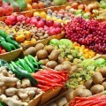 Фрукты и овощи - Fruits and vegetables