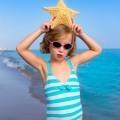 Девочка на пляже - Girl on the beach