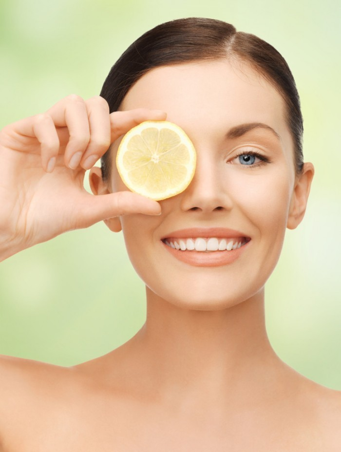 beauty lemon naturalbeauty 772x1024 700x928 Девушка с лимоном   Girl with lemon