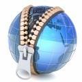 Глобус на замке - Globe shut