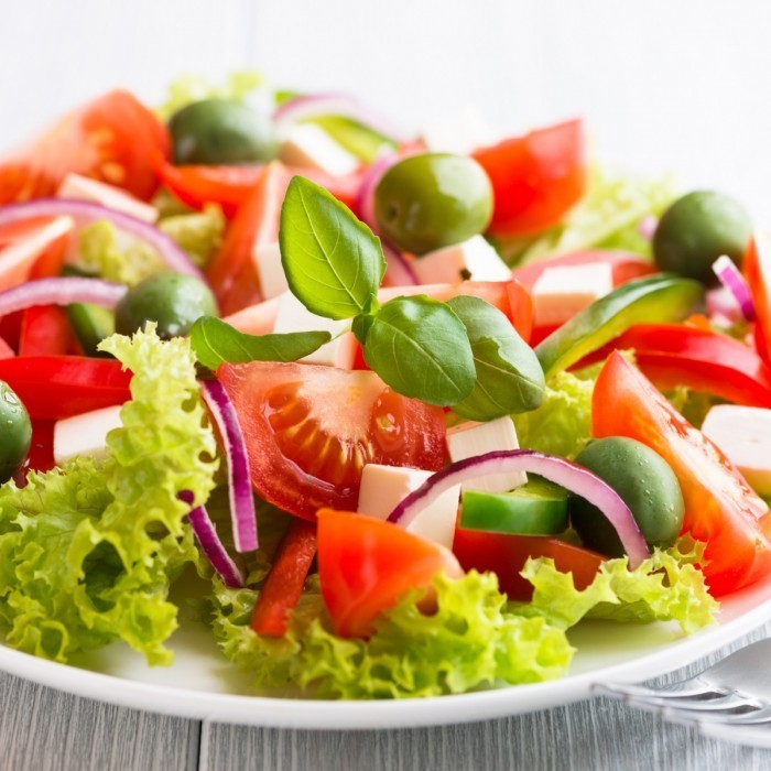 fotolia 41666250 subscription monthly m 1 700x700 Овощной салат   Vegetable salad