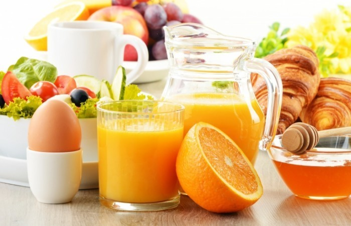 go healthy 700x452 Здоровый завтрак   Healthy Breakfast