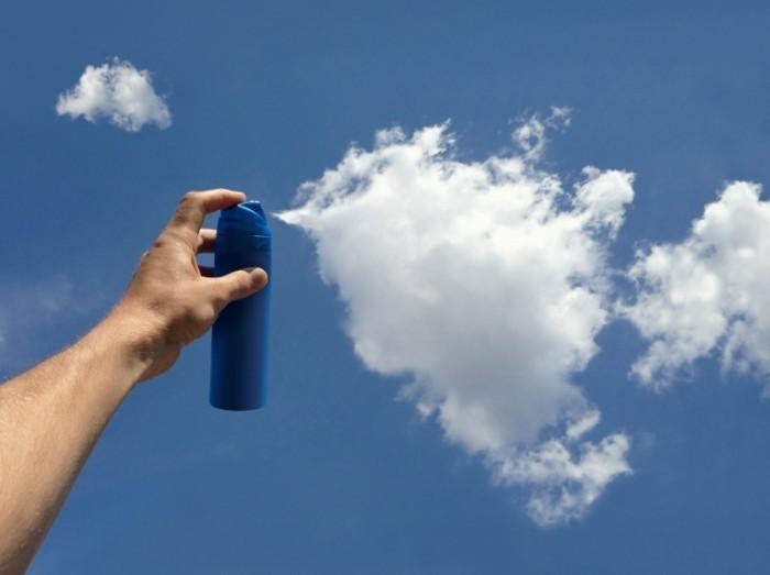 shutterstock 143073334 e1391083160575 700x523 Дезодорант с облаком   Deodorant with a cloud