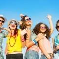 Молодежь в солнцезащитных очках - Youth sunglasses