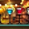 Алкогольные коктейли - Alcoholic Cocktails