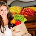 Женщина с овощами - Woman with vegetables