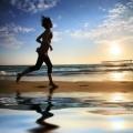Девушка на пробежке - Girl jogging