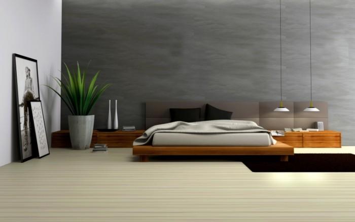 background1 700x439 Интерьер спальни   Interior bedrooms
