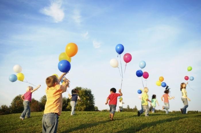 Фотосессия с шарами - идеи для проведения фотосессии с 92