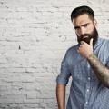 Мужчина с бородой - Man with a beard
