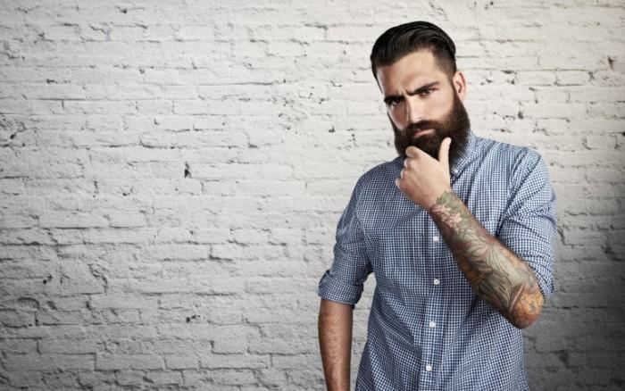 beardman 24072015 700x438 Мужчина с бородой   Man with a beard
