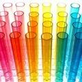 Разноцветные колбы - Multi-colored bulb