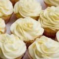 Ванильные пирожные - Vanilla cake
