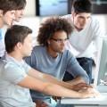 Команда за компьютером - Team behind the computer