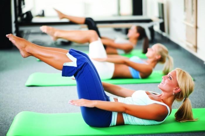 Коврики для фитнеса - как их выбирать