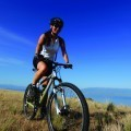 Девушка на велосипеде - Girl on bike