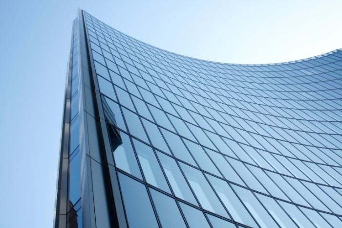 photodune 878535 700x466 Стеклянное здание   Glass Building