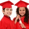 Дети выпускники - Children graduates