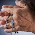 Руки с четками - Hands with rosary