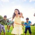 Дети на природе - Children Outdoors