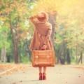 Девушка с чемоданом - Girl with a suitcase