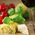 Спагетти и вино - Spaghetti and wine